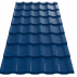 Tigla metalica  Wetterbest® Cardinal - RAL 5010 Tigla metalica - Wetterbest® Cardinal
