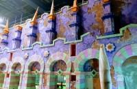 Executie decoruri pentru fatade tematice personalizate MAGENTA DECOR