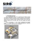 Avantaje si caracteristici spuma poliuretanica SIRO