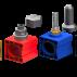 Debitmetre reglabile pentru modulele de retur Distribuitor modular pentru incalzirea in pardoseala- - HKV3000