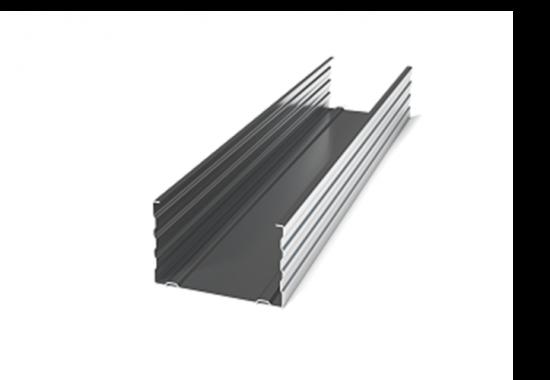 Profile metalice pentru gips carton si finisaje tavane, pereti sau mansarda HANBUD