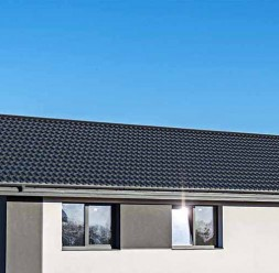 Tigla metalica modulara pentru acoperis HANBUD