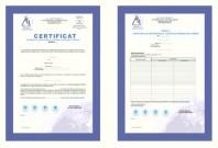 Servicii de Certificare a produselor pentru constructii