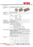 Pavaj din beton WISE - TETRA XL