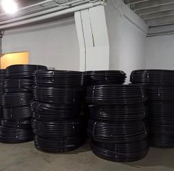 Tevi din polietilena pentru instalatii de apa, gaz si retele electrice VENUSPLAST