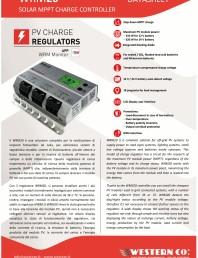 Controller solar profesional
