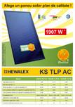 Alege un panou solar plan de calitate! ITECHSOL
