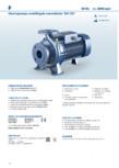 """Electropompe centrifugale normalizate """"EN 733"""" Pompe sumersibile.ro - PEDROLLO F 50/200AR"""