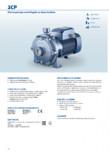 Catalog - Electropompe centrifugale cu doua turbine Pompe sumersibile.ro - PEDROLLO 2CP 32/210B
