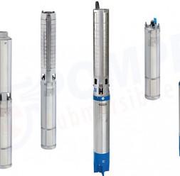 Pompe submersibile pentru uz casnic, agricol, civil  sau industrial