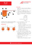 Specificatii tehnice - Bariera Automatic Systems pentru control acces perimetru Automatic Systems - BL 53