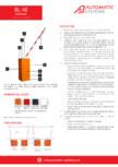 Specificatii tehnice - Bariera Automatic Systems pentru control acces perimetru Automatic Systems - BL 40