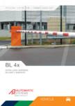 Bariera Automatic Systems pentru control acces perimetru Automatic Systems - BL 40