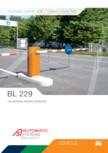 Bariera Automatic Systems pentru control acces perimetru Automatic Systems - BL 229 , universala 229