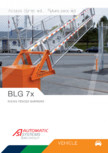 Bariera Automatic Systems Automatic Systems - BLG 77