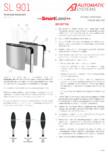Specificatii tehnice - Porti glisante Automatic Systems - SMARTLANE 901