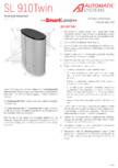 Specificatii tehnice - Porti glisante Automatic Systems - SMARTLANE 910 TWIN