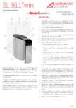 Specificatii tehnice  - Porti glisante Automatic Systems - SMARTLANE 911 TWIN