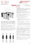Specificatii tehnice - Porti glisante Automatic Systems - SMARTLANE 912
