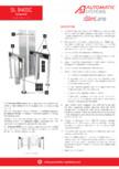 Specificatii tehnice  - Porti batante - SLIMLANE 940 SC Automatic Systems - SLIMLANE 940 / 940SC
