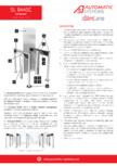 Specificatii tehnice - Porti batante - SLIMLANE 944 Automatic Systems - SLIMLANE 944 / 944SC
