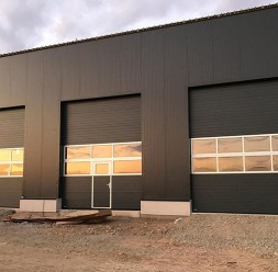 Usi industriale rapide pentru cladiri industriale ALMADOOR SYSTEM