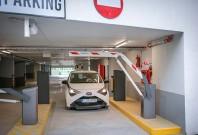 Bariere automate pentru garaje si parcari