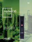 Specificatii tehnice pentru statie de iesire - JUPITER LXS HUB Parking Technology - Jupiter Lane Exit