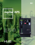 Automat de plata HUB Jupiter APS HUB Parking Technology -