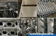 Zincare Termica pentru protectia anticoroziva a confectiilor metalice BERG BANAT