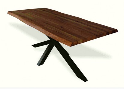 Mese din lemn masiv pentru living si dining StejarMasiv