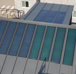 Panouri fotovoltaice cu celule CIGS, generatoare de energie cu lumina naturala BESTIME