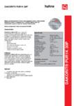 Vopsea de impremeabilizare Hahne - DAKORIT® PUR1K 30P
