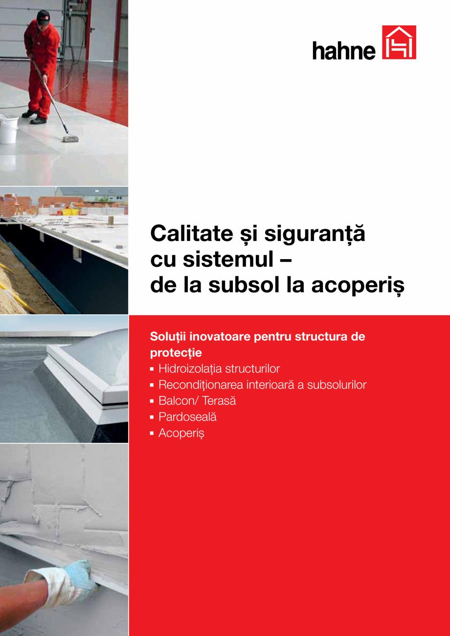 Pagina 1 - DRO20130917_GB_Image-Broschuere_16S Hahne Catalog, brosura Romana Calitate şi...