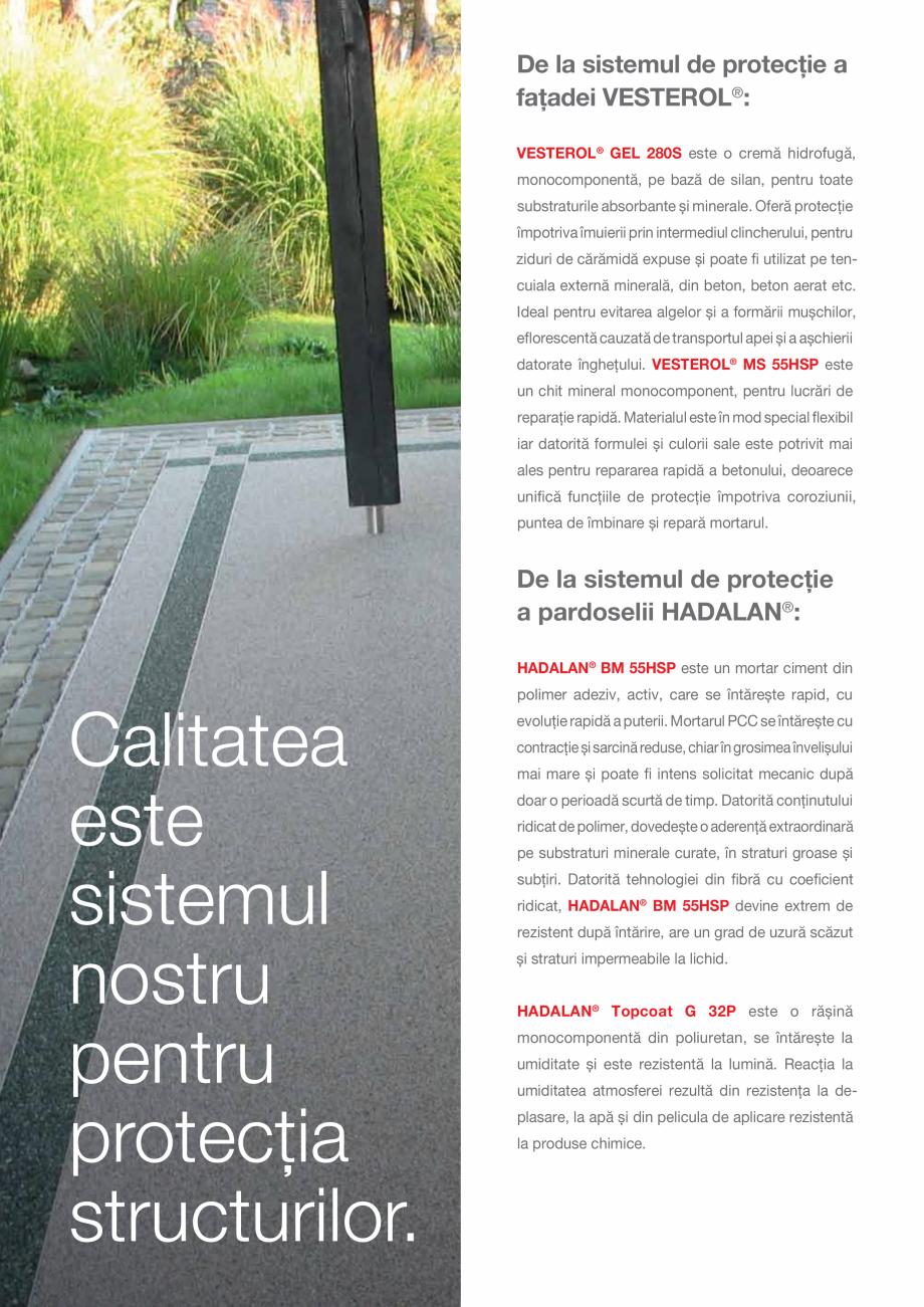 Pagina 12 - DRO20130917_GB_Image-Broschuere_16S Hahne Catalog, brosura Romana lergene. Utilizatorul ...