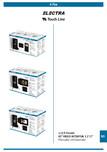Manual de utilizare pentru kit videointerfon ELECTRA
