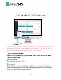 Utilizarea aplicatiei web pentru companiile de service centrale termice