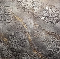 Sabloane decorative reutilizabile pentru mobila, pereti, gresie, faianta, pardoseala,textile ENI DESIGN