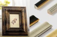 Rame din lemn pentru tablouri, oglinzi, fotografii, postere, goblenuri ORSINI