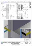 Bariera Siderise RH25 intr-un sistem de caseta de fatada - SSD1693-A Siderise -