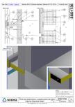 Bariera Siderise RH25 intr-un sistem de caseta de fatada - SSD1736-B Siderise -