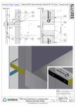 Bariera Siderise RH25 intr-un sistem de caseta de fatada - SSD1779-A Siderise -