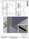 Bariera Siderise RH25 intr-un sistem de caseta de fatada - SSD1779-A