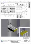 Barierele Siderise RH25 & RV in sistem de fixare cu nituri - SSD1929-A Siderise - Siderise