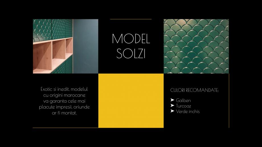 Pagina 7 - Catalog de produse - Fronturi din MDF vopsit pentru mobilier - Colectia Custom Sibo...