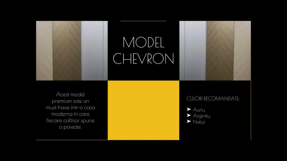 Pagina 8 - Catalog de produse - Fronturi din MDF vopsit pentru mobilier - Colectia Custom Sibo...