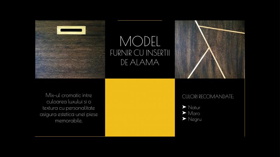 Pagina 13 - Catalog de produse - Fronturi din MDF vopsit pentru mobilier - Colectia Custom Sibo...