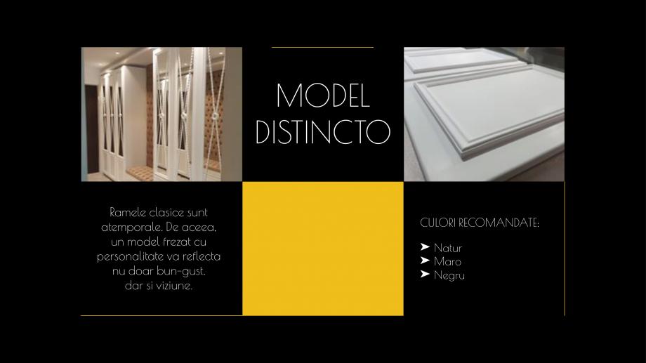 Pagina 14 - Catalog de produse - Fronturi din MDF vopsit pentru mobilier - Colectia Custom Sibo...