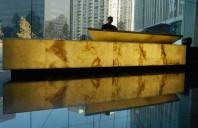 Piatra naturala pentru placari pereti birouri si spatii comerciale THEDA MAR
