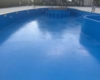 Hidroizolatii piscine cu poliuree Poliureea este o membrana utilizata astazi cu succes pentru impermeabilizarea piscinelor datorita